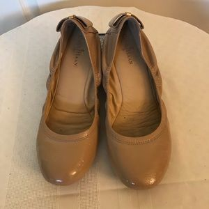 Cole Haan Bow Ballet Flat -Maple